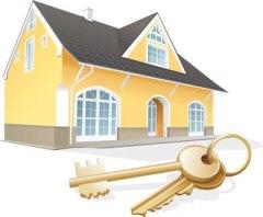 House w Key